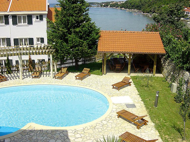 Ubytování v Chorvatsku, Rab/Kampor