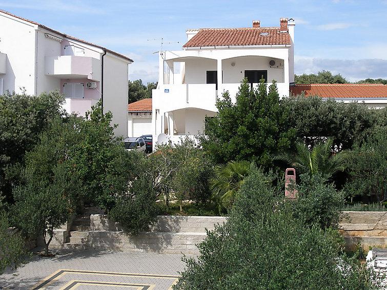 Ubytování v Chorvatsku, Pag/Mandre