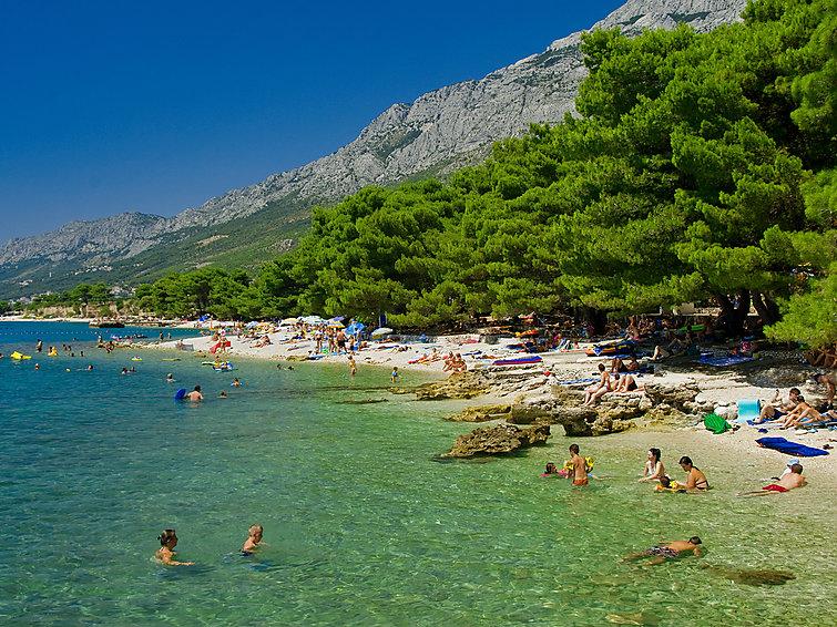 Ubytování v Chorvatsku, Baška Voda
