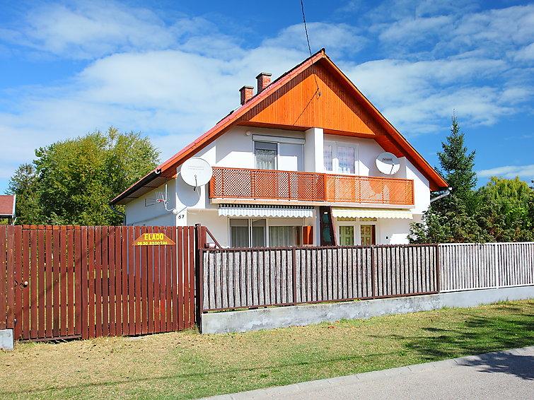 Ubytování v Maďarsku, Siofok/Zamardi