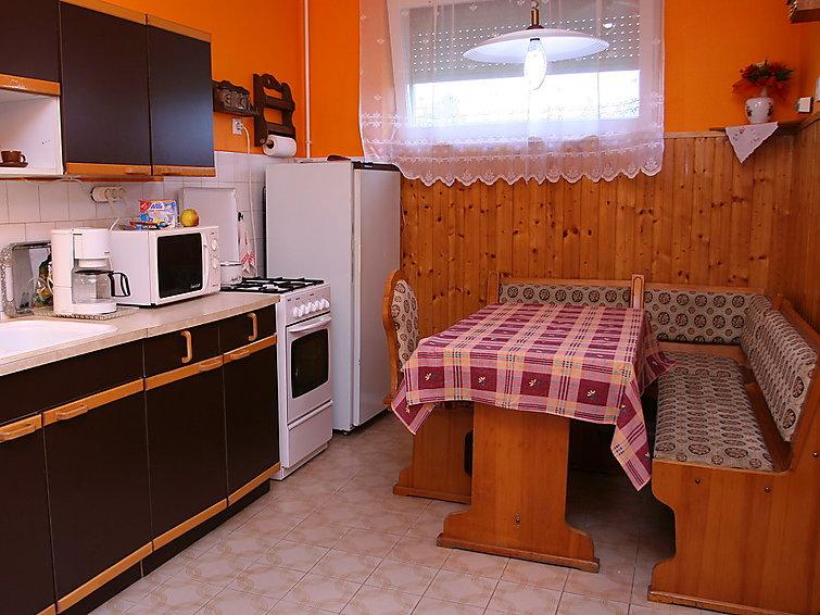 Ubytování v Maďarsku, Keszthely/Balatonkeresztur