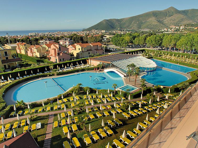 Ubytování v Itálii, Loano