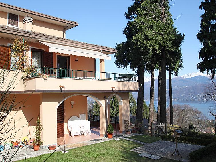 Ubytování v Itálii, Stresa
