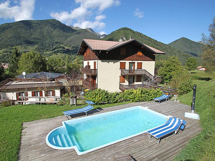 Ubytování v Itálii, Tiarno di Sotto