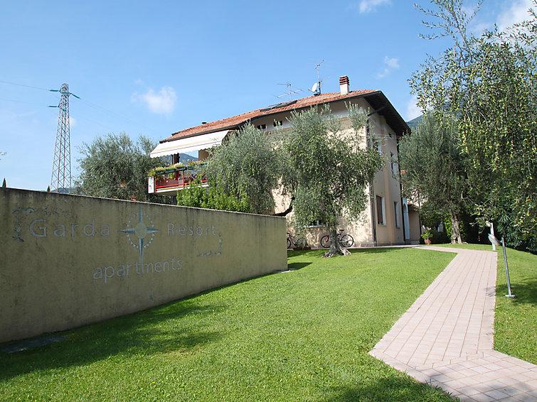 Ubytování v Itálii, Toscolano