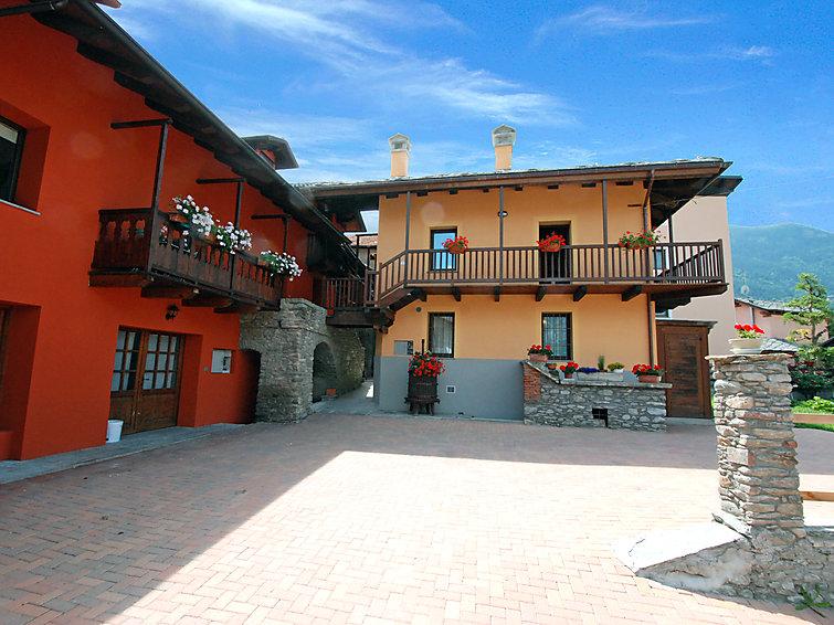 Ubytování v Itálii, Gressan
