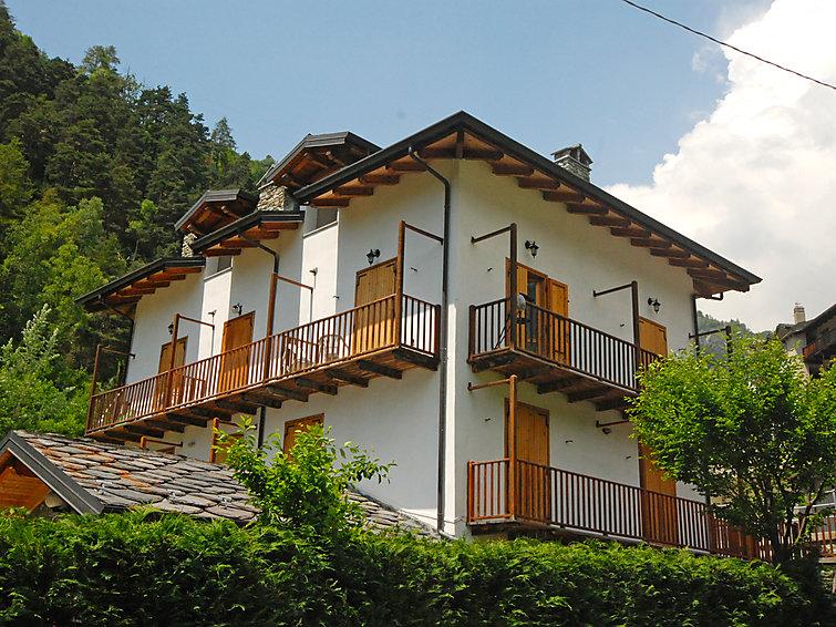 Ubytování v Itálii, Antey St Andre