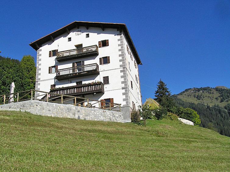 Ubytování v Itálii, Colle Santa Lucia