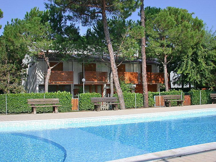Ubytování v Itálii, Lignano