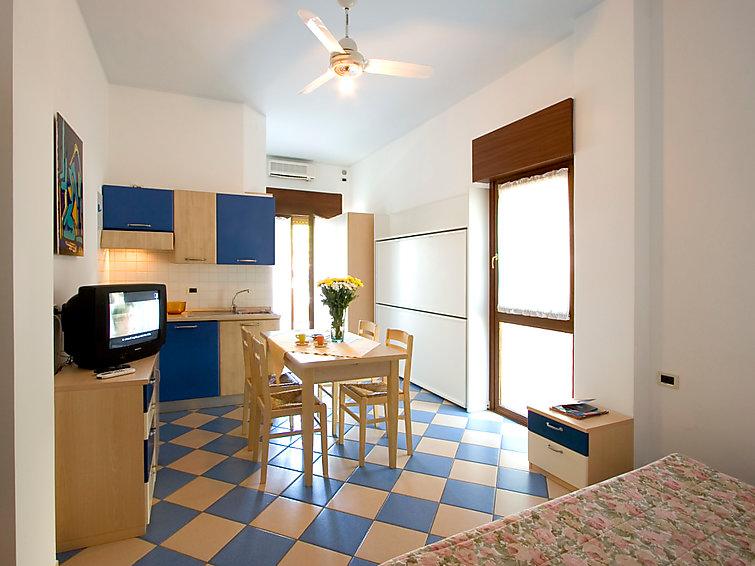 Ubytování v Itálii, Bibione