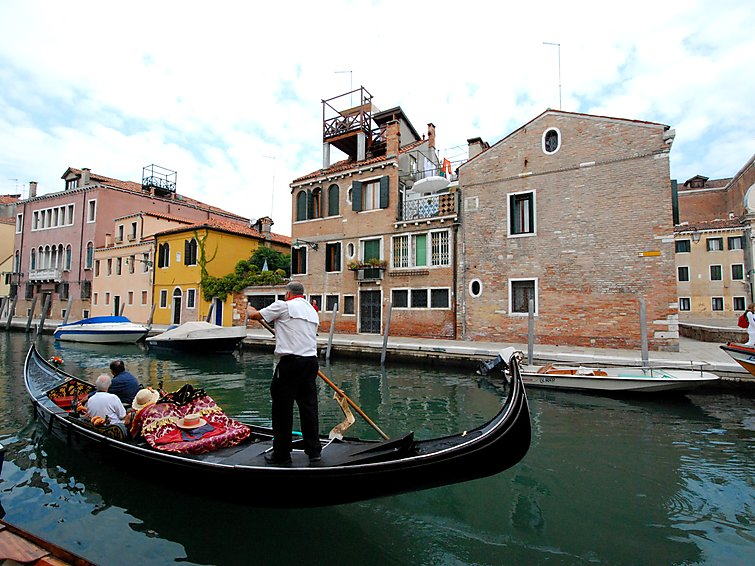 Ubytování v Itálii, Venezia