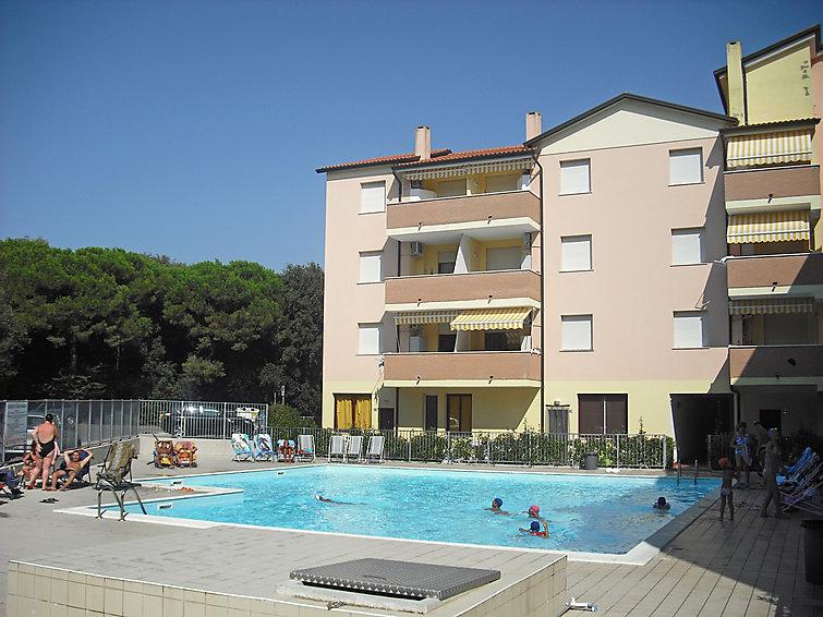 Ubytování v Itálii, Rosolina Mare