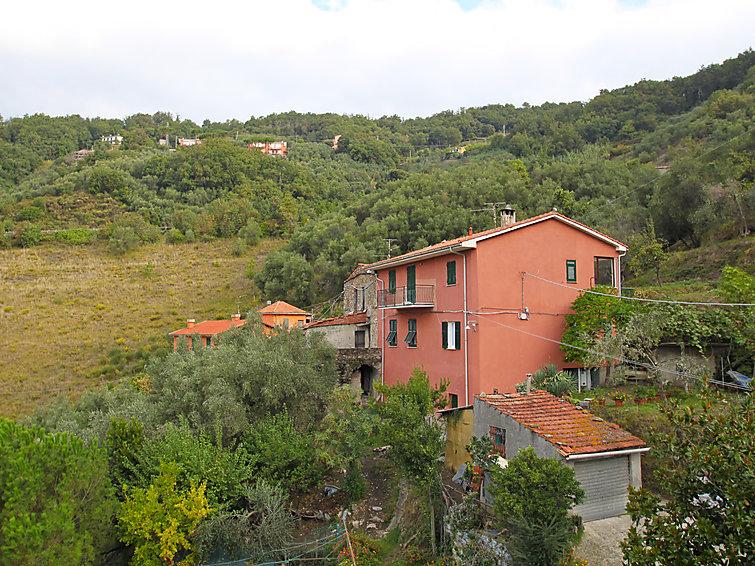 Ubytování v Itálii, Moneglia