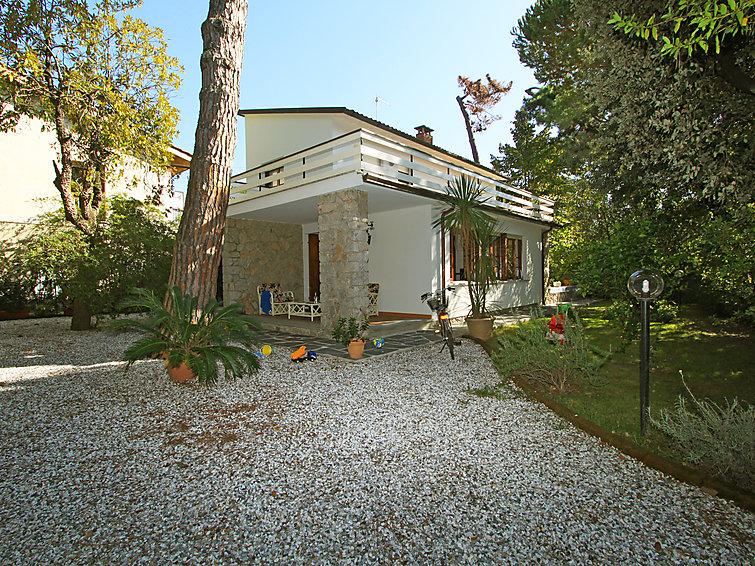 Ubytování v Itálii, Forte dei Marmi
