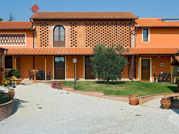 Ubytování v Itálii, Orentano