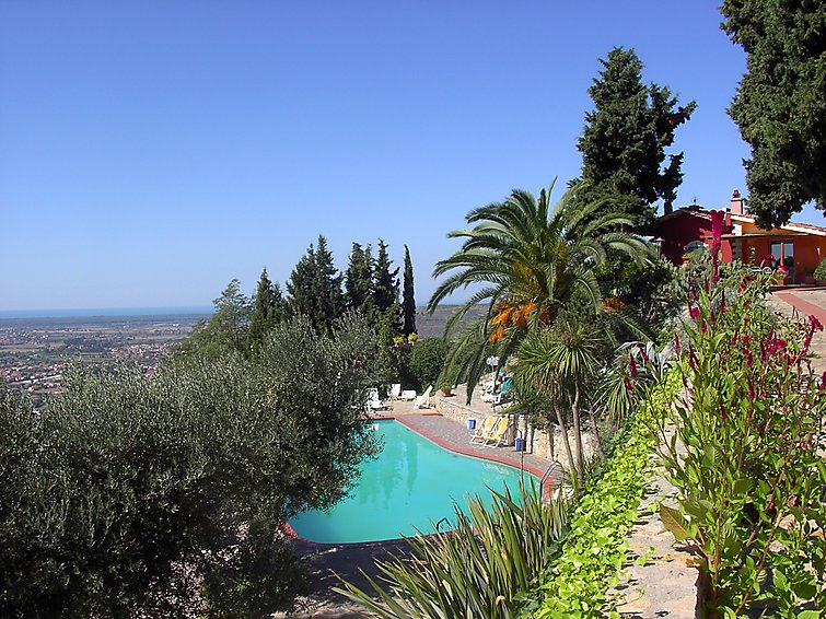 Ubytování v Itálii, San Giuliano Terme