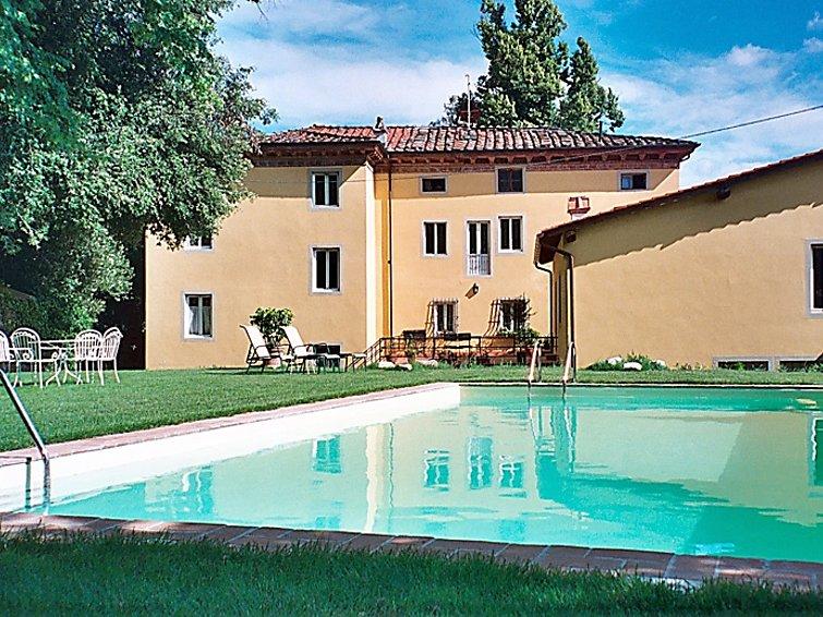 Ubytování v Itálii, Lucca