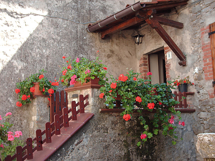Ubytování v Itálii, Colognora