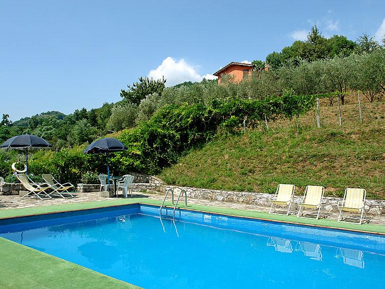 Ubytování v Itálii, Barga