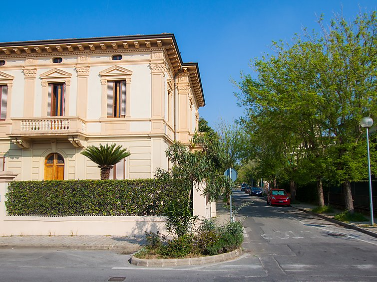 Ubytování v Itálii, Lido di Camaiore