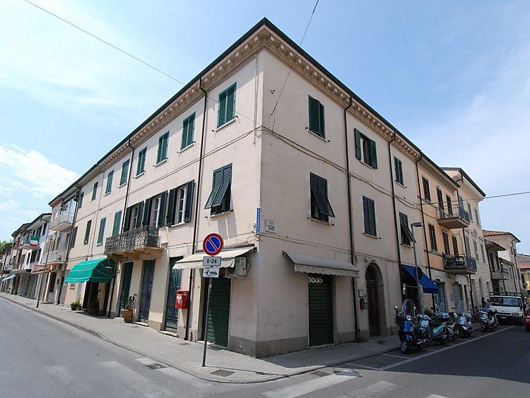 Ubytování v Itálii, Viareggio