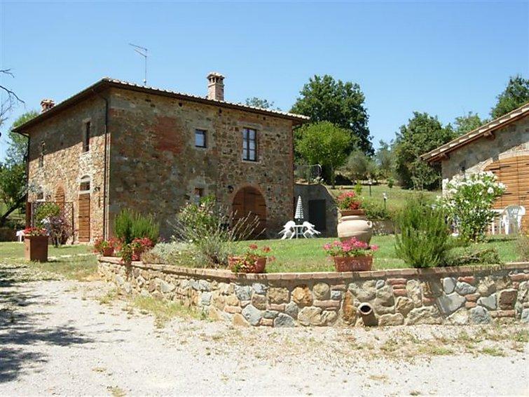 Ubytování v Itálii, Lucignano