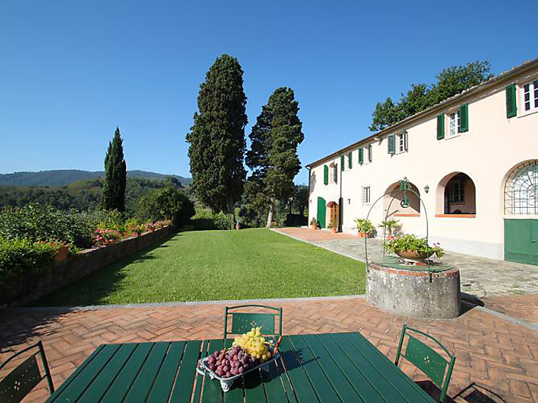 Ubytování v Itálii, Pistoia