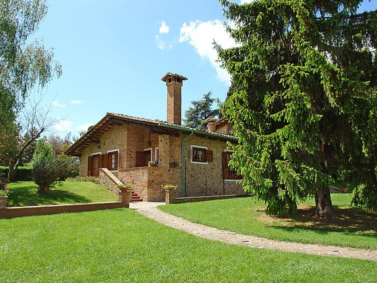 Ubytování v Itálii, Gambassi Terme