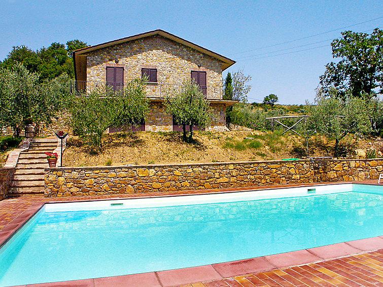 Ubytování v Itálii, Bucine