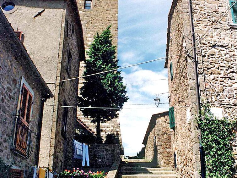 Ubytování v Itálii, Montecatini Val di Cecina
