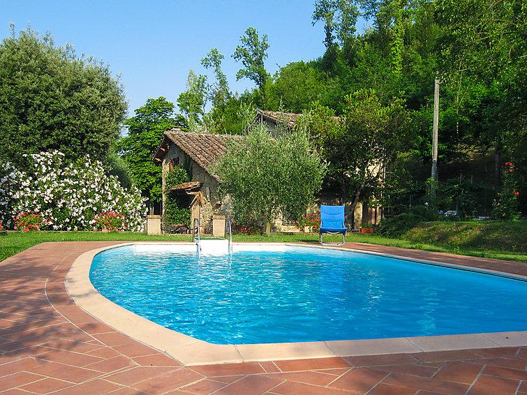 Ubytování v Itálii, Volterra