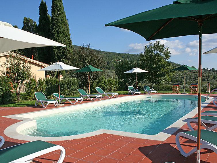 Ubytování v Itálii, Reggello