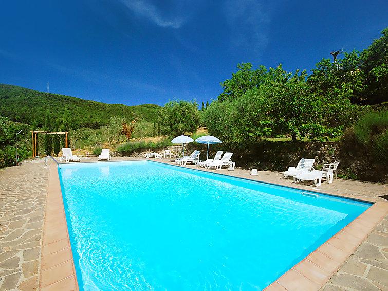 Ubytování v Itálii, Sovicille