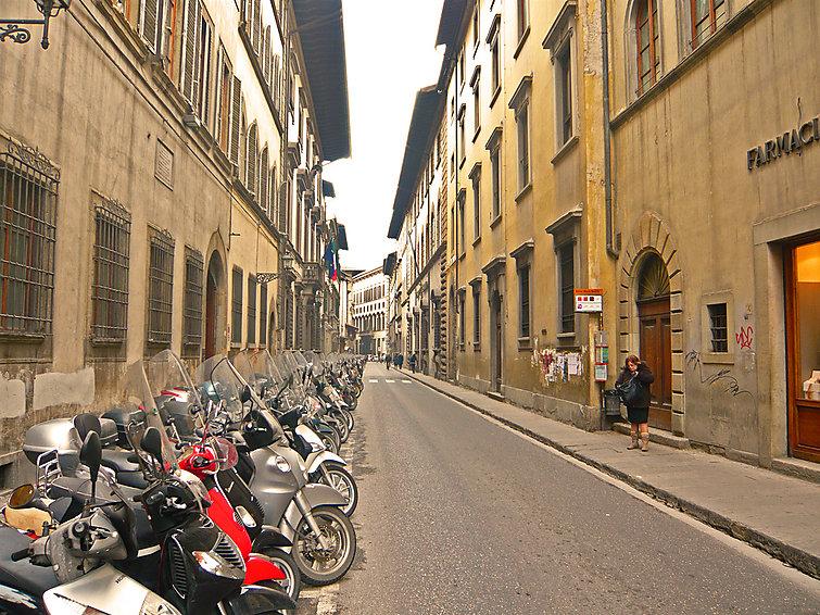 Ubytování v Itálii, Florencie