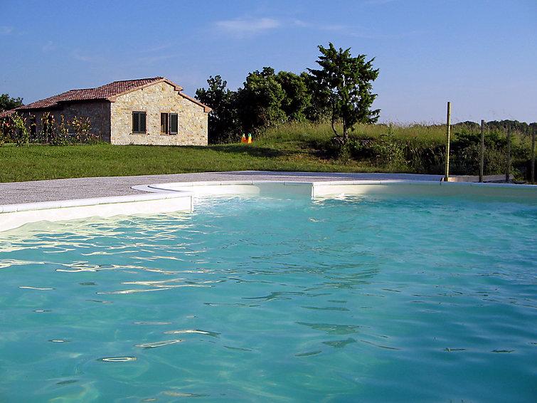 Ubytování v Itálii, Sassetta