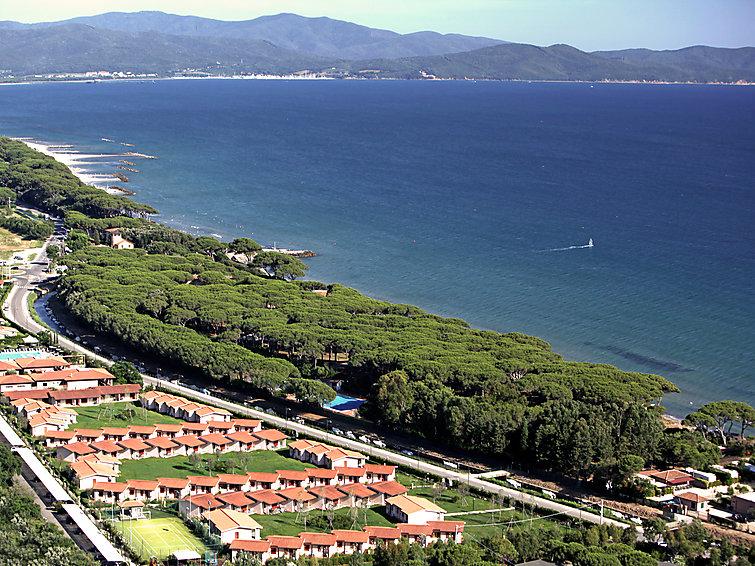 Ubytování v Itálii, Follonica