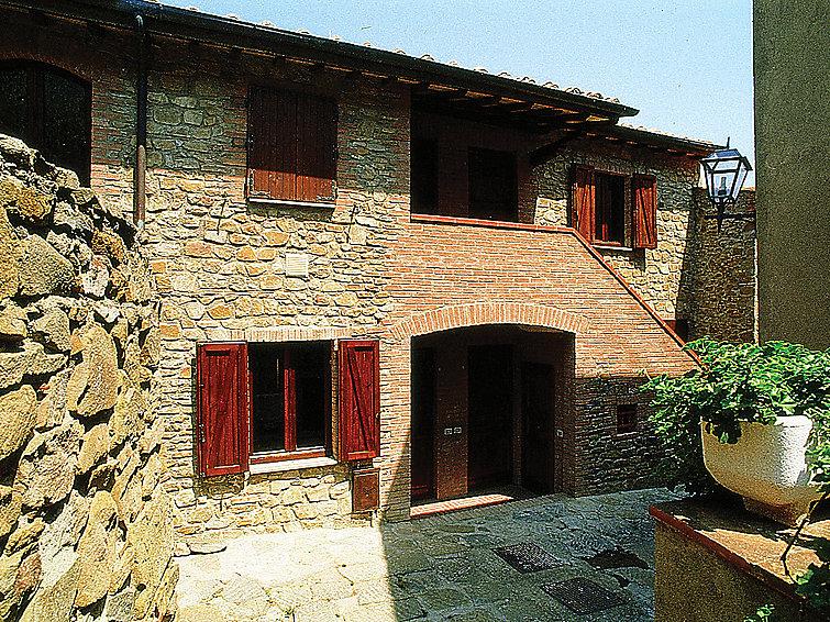 Ubytování v Itálii, Castiglione della Pescaia