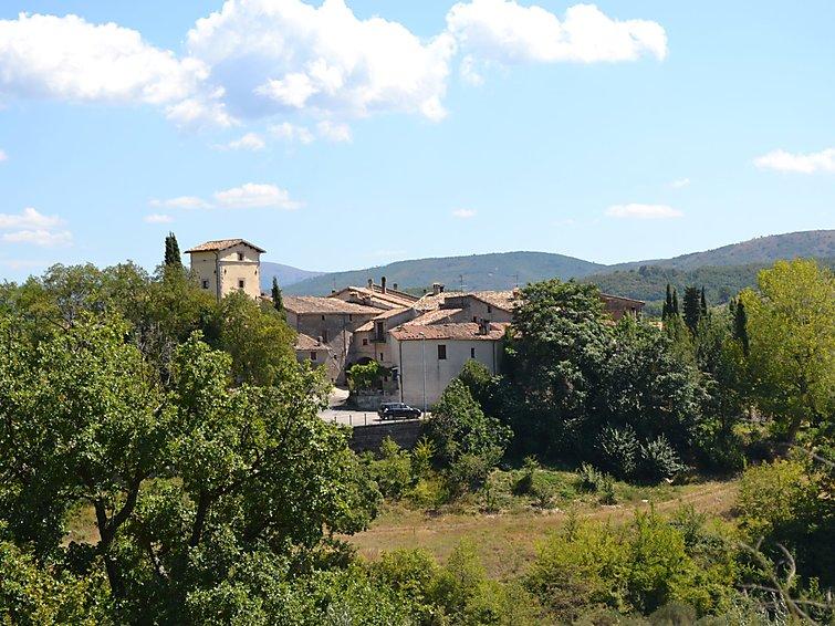 Ubytování v Itálii, Spoleto