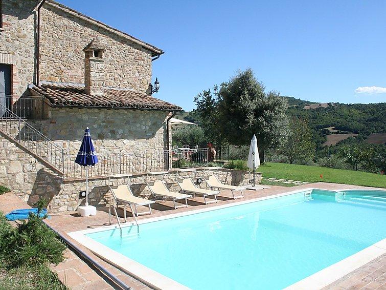Ubytování v Itálii, Gualdo Cattaneo
