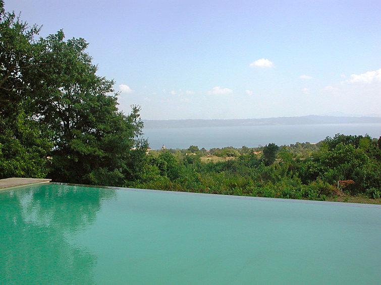 Ubytování v Itálii, Lago di Bolsena