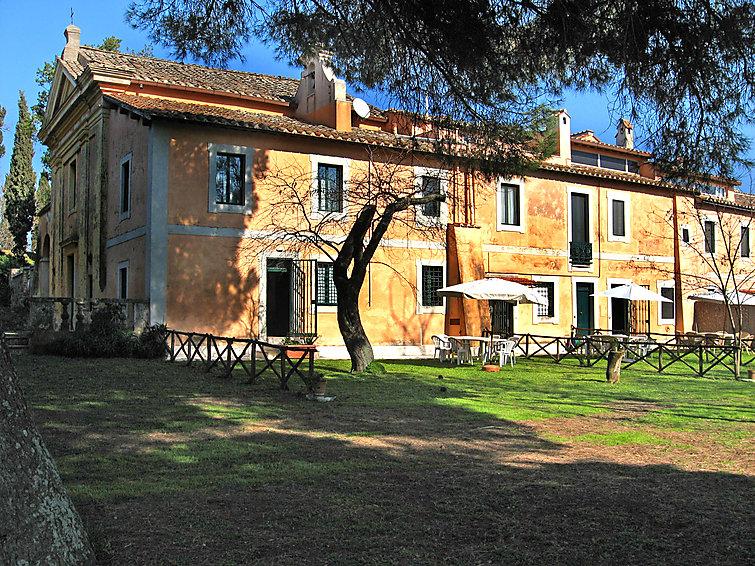 Ubytování v Itálii, Řím