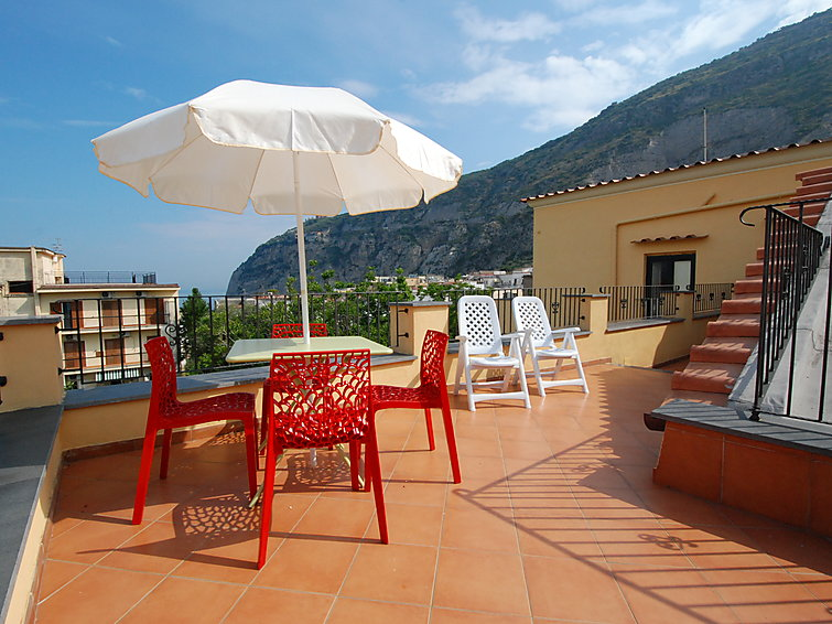 Ubytování v Itálii, Sorrento