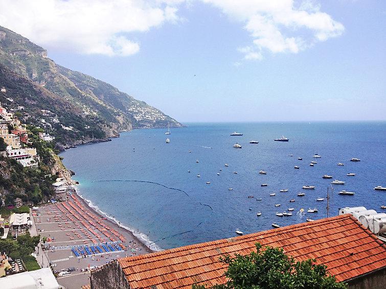 Ubytování v Itálii, Positano