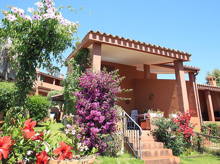 Ubytování v Itálii, Costa Rei