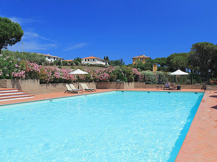 Ubytování v Itálii, Elba Capoliveri