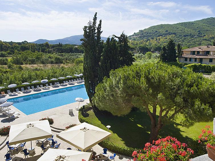 Ubytování v Itálii, Elba Lacona