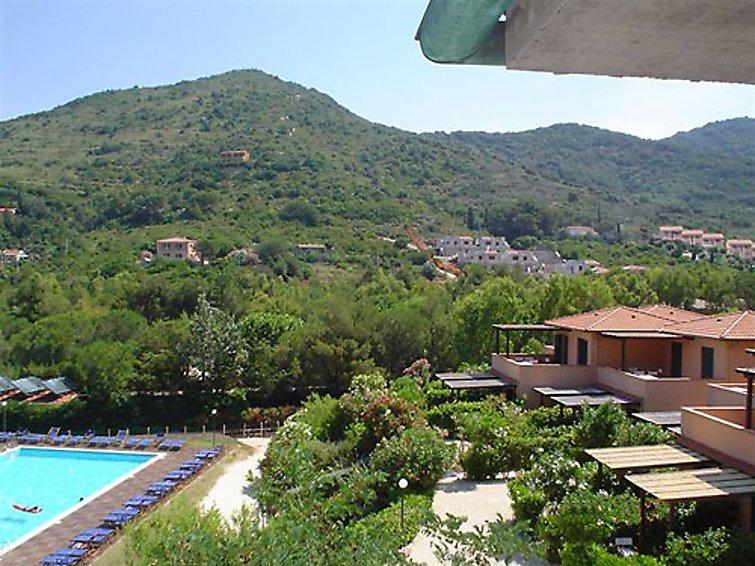 Ubytování v Itálii, Elba Nisporto