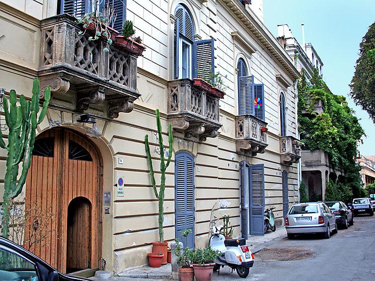 Ubytování v Itálii, Palermo
