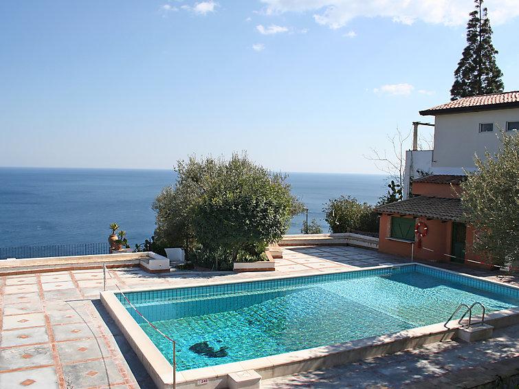 Ubytování v Itálii, Taormina