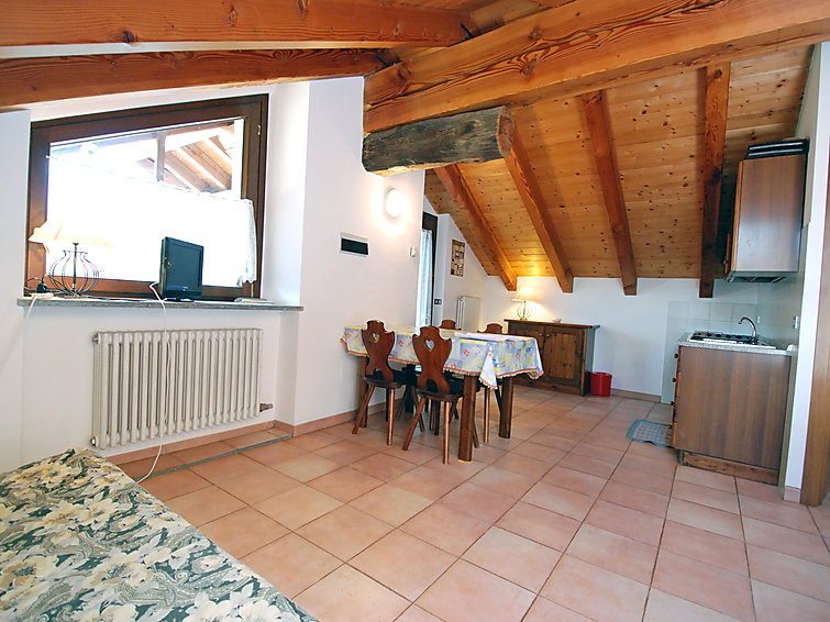 Ubytování v Itálii, St Nicolas